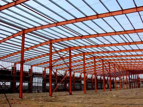 Badminton Hall Steel Structure House Prefabricated Supplier (SD-1)