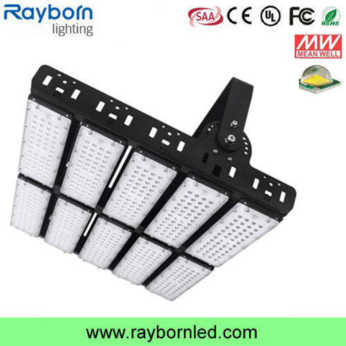 500W 600W 800W LED Flood Light Reflector for Football Stadium Lighting pictures & photos