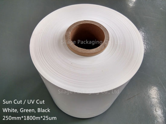 250mm Silage Maize Wrapping Film for Sale pictures & photos