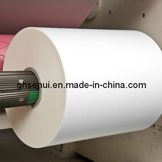 27mic Thermal Lamination Film Made of BOPP + EVA (1512M) pictures & photos