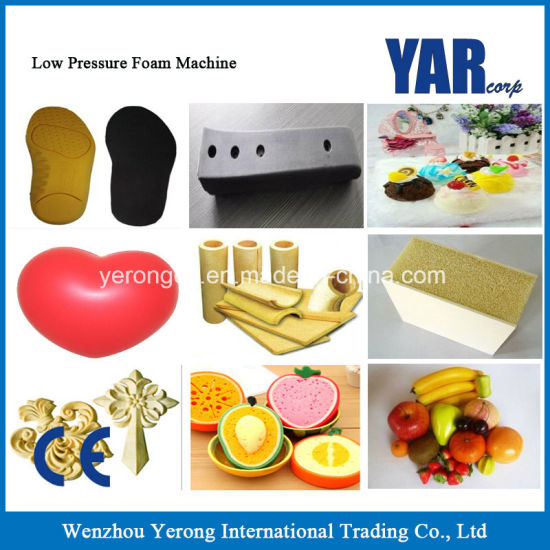 Customized Polyurethane Foam Filling Pouring Machine for Refrigerator House pictures & photos