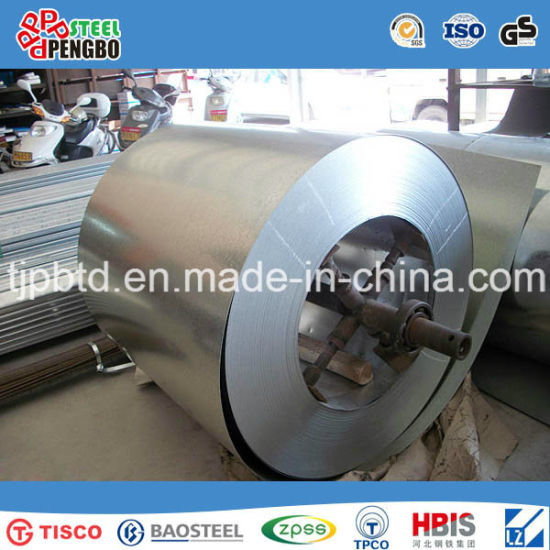 Grade 201 304 430 2b Stainless Steel Coil pictures & photos