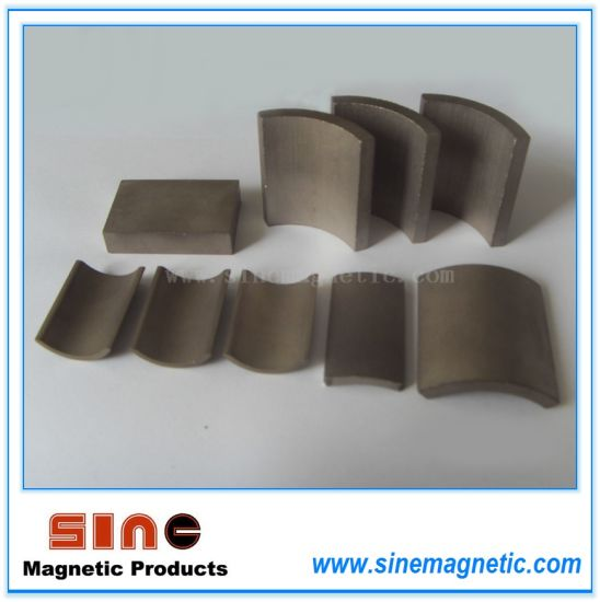 High Temperature SmCo Permanent Motor Magnet
