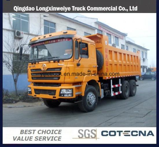 High Quality Shacman 8X4 Dump Truck