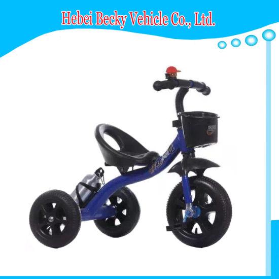 China Kids Ride on Car Pram Outdoor Toys Bike Tricycle 3 Wheeler