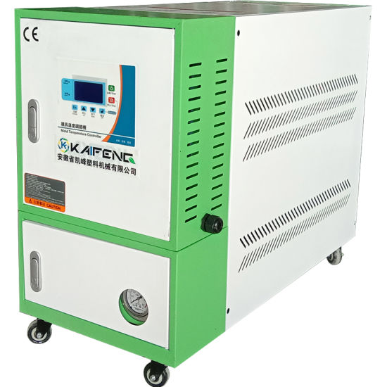12kw Water Mold Temperature Controller High Heating Temperature