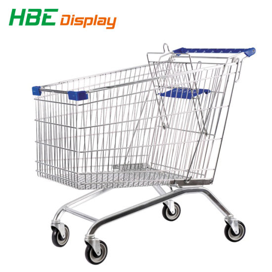 Supermarket Shopping Trolley Cart Coin Lock pictures & photos