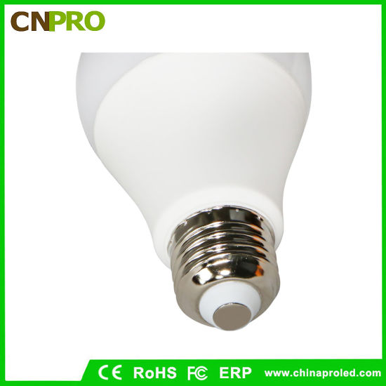 Best Quality 9W LED Bulb E27 Base Lamp pictures & photos