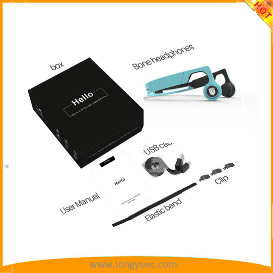 China Flexible Size Design Open Ear Wireless Bone Conduction