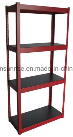 Good Quality Strong Metal Steel Iron Storage Racking/Rack pictures & photos
