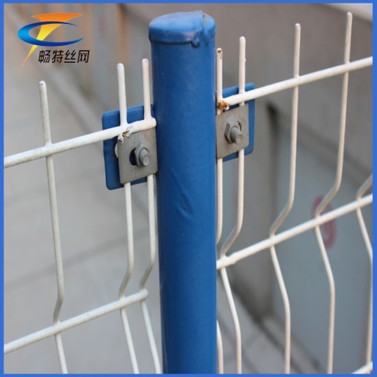 China Teasy Install Frame Welded Fence Panel China Welded Fence
