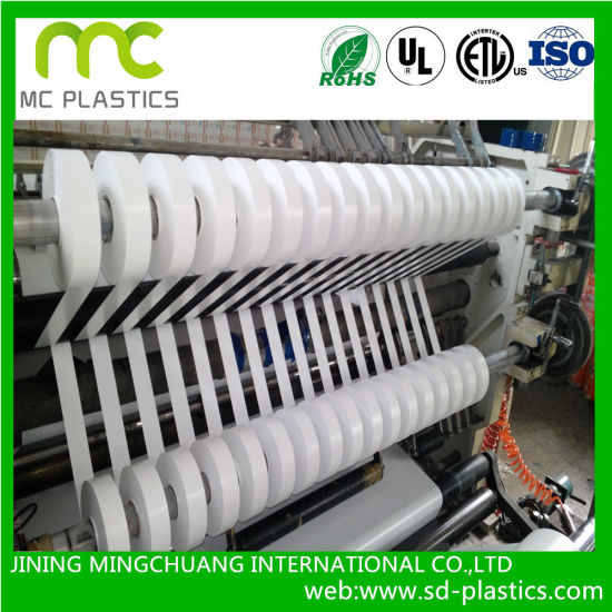 PVC Slitting Tape/Jumbo Roll/Plastic Rolls pictures & photos