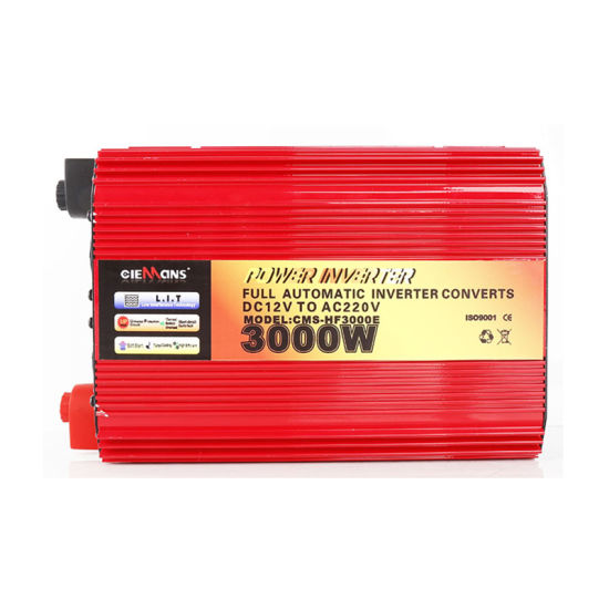 DC12V/24V AC220V Power Inverter 300W-3000W pictures & photos