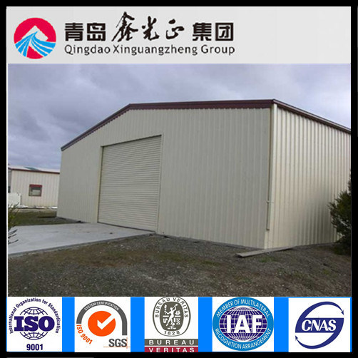 High Quality Steel Structure Warehouse (SS-75)