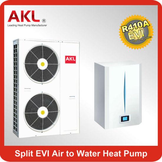 Akl Brand Split Air Source Heat Pump Water Heater