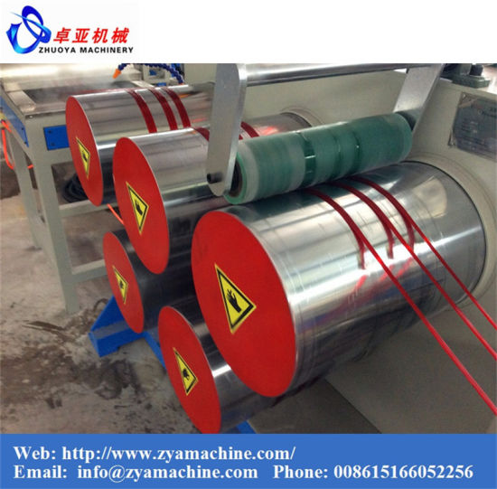 Pet/PP Plastic Rope Wire Production Line pictures & photos