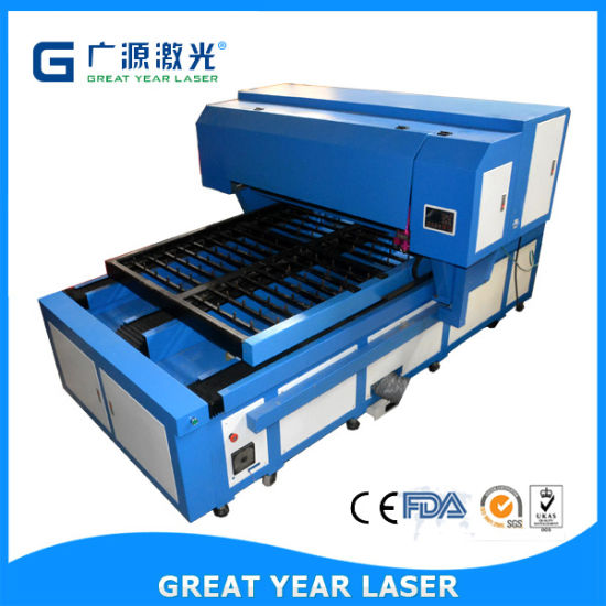 18mm Plywood Die Board CO2 Laser Cutting Machine Factory Price pictures & photos
