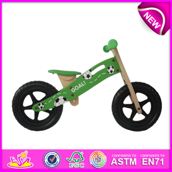 Wooden Balance Kids Bike Toy (W16C002)
