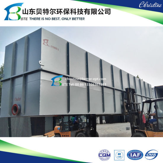 Domestic Wastewater Treatment Equipment Household Sewage Treatment Machine