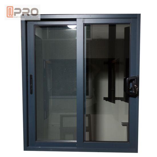Soundproof Aluminum Glass Sliding Window Doors Price Philippines with Mosquito Net Wholesale Mosquito Nets Mosquito Netting