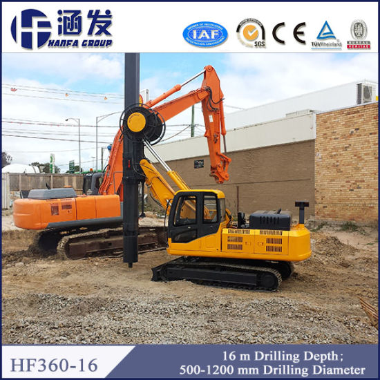 Best Seller! Hf360-16 Reverse Circulation Drilling Rig for Sale pictures & photos