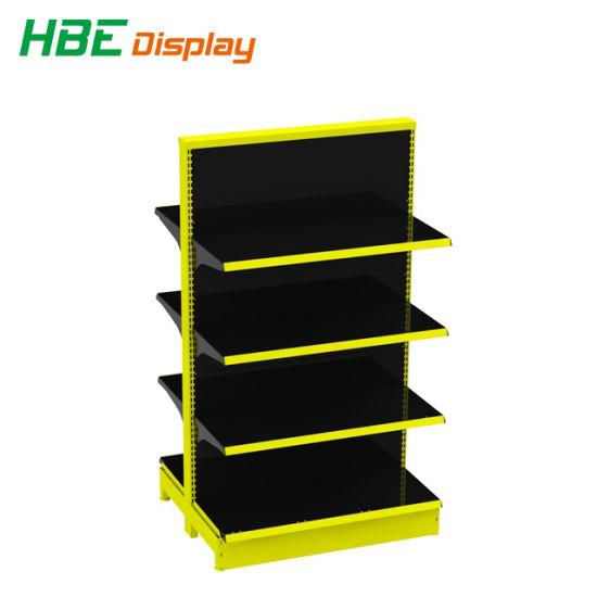 High Quality Retail Gondola Shelf Rack