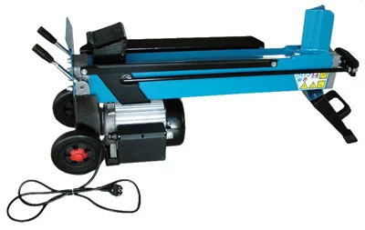7 Ton Home Use Electric Small Wood Chipper Log Splitter