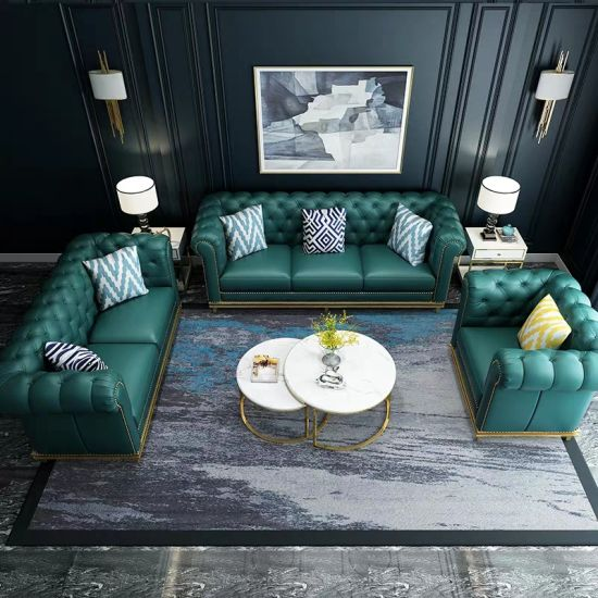 Custom Luxury Modern Living Room