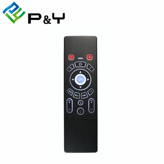 Wireless Bluetooth Keyboard T6 Backlit White Wireless Keyboard with 2.4GHz RF