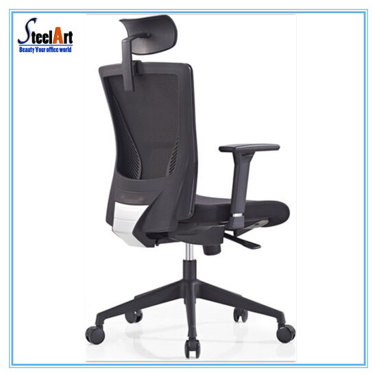 Ergonomic Office Chairs With Lumbar Support. Hot Sale Ergonomic Mesh Fabric  Swivel Office Chair With