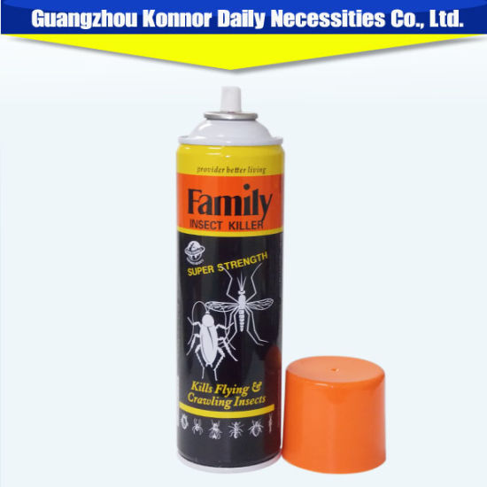 Family& Hitzz Aerosol Insect Killer Spray Insecticide