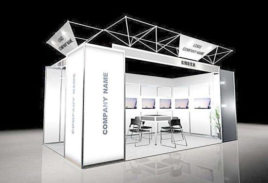 Exhibition Booth Height : China modular customized made exhibition booth design for expo