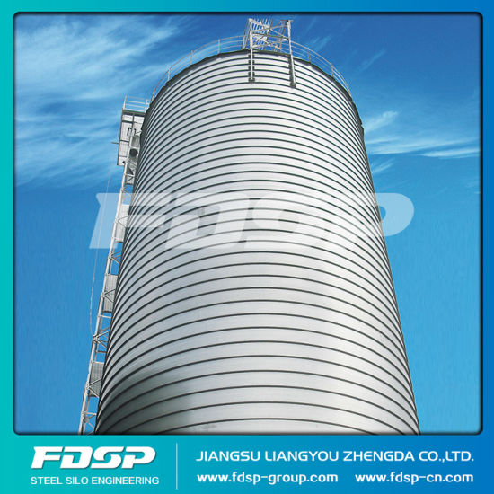 Wheat Storage Silo Bolted Steel Silo with Ce pictures & photos