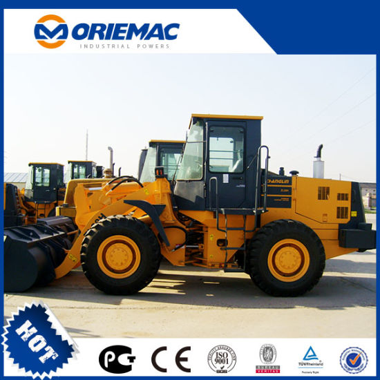 Top Quality Changlin 933 Construction Machinery 3 Ton Wheel Loader