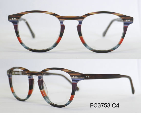 China Latest Cool Stylish Acetate Optical Eyeglasses Frames - China ...