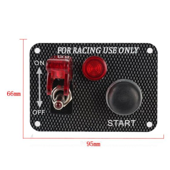 china 12v racing car ignition switch panel engine start push button gas club car ignition switch wiring 12v racing car ignition switch panel engine start push button red led toggle