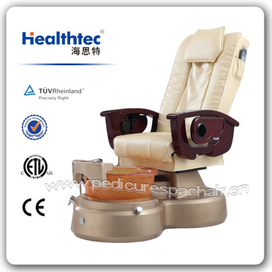 Free Shipping Promotion Backrest Kneading Massage Foot SPA Massage Pedicure SPA Chair pictures & photos