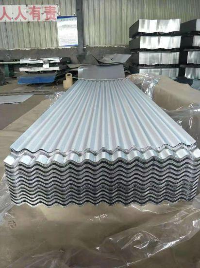 Galvanized Corrugated Steel Sheet Roof Tile