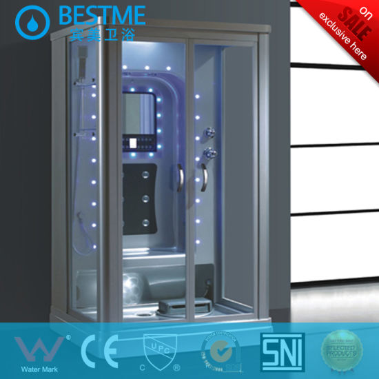 China Hot-Sale Functions Good Price Indoor Steam Shower Room