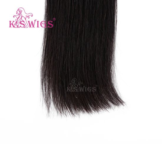 Full Cuticle Virgin Indian Remy Hair Weft Extension pictures & photos