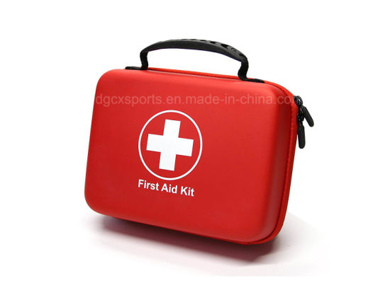 First Aid Kit Waterproof EVA Hard Case Lightweight