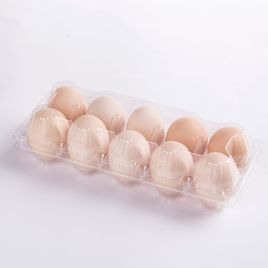 Clear Pet/PVC High Quality Plastic Material Egg Packing Box pictures & photos