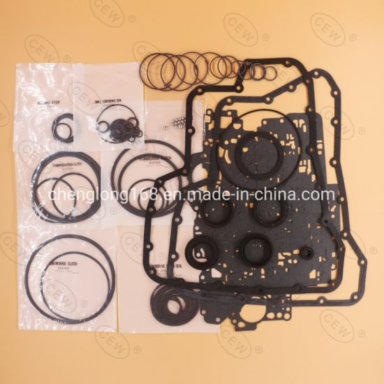 Re4f03A/B, Re4f03A/V, Re4f03b/W, Rl4f03A/V Overhaul Kit Automatic Transmission Parts Seal Kit for Nissan Bluebird