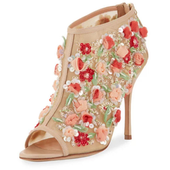 77042d8ce849 Manufacturer Sexy Fancy Ladies Party Wear Shoes High Heel Sandals pictures    photos