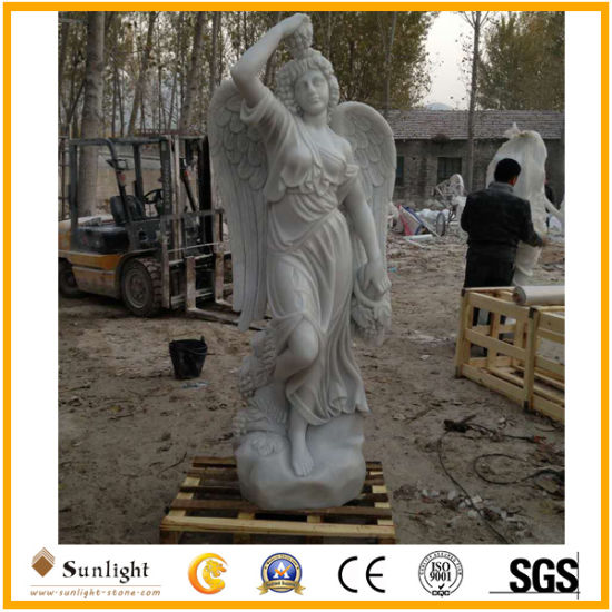 Stone Granite Marble Lion Sculpture for Garden Animal Statue pictures & photos
