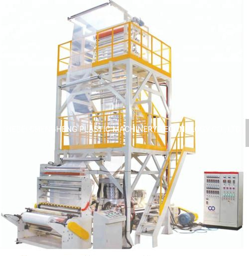 High Speed Three-Layer ABC Film Blowing Machine with Ce Approval