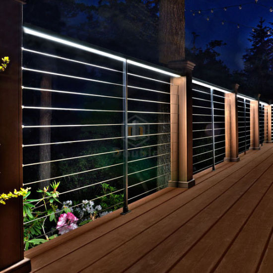 China Modern Metal Fence / Stainless Steel Railing for ...