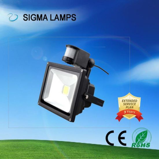 china sigma ip65 20w 30w 50w 100w pir motion sensor induction bulbssigma ip65 20w 30w 50w 100w pir motion sensor induction bulbs lamps flood light led floodlight