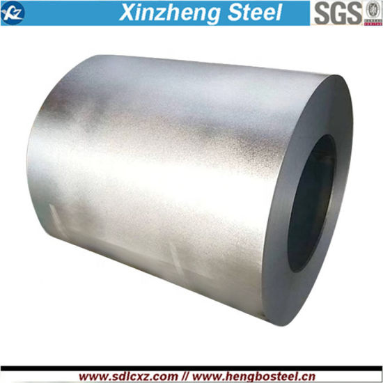 Building Material Galvalume Steel Coil for Roofing Sheet Dx51d+Aluzinc