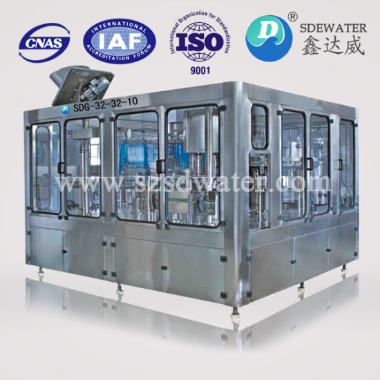 High Speed Automatic Water Bottling Equipment pictures & photos